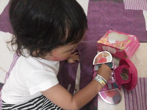 Amora dan Amara beauty kid untuk anak , primi